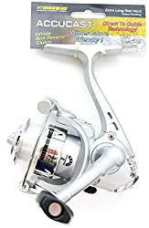 spinning reel for ice fishing