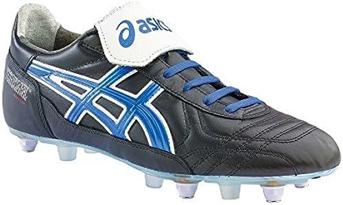 ASICS , , , Herren Fußballschuhe Mehrfarbig schwarz Electric Blau  modisch