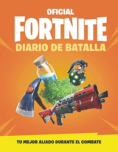 Diario de batalla - Oficial Fortnite (Hachette Infantil -...