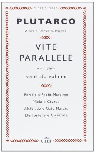 Vite parallele. Testo greco a fronte (Vol. 2)