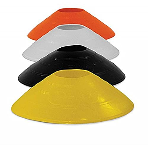 SKLZ Agility 2-Inch High-Visibility Cones for Training and Drills , Set of 20