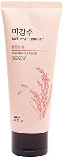 The Face Shop Rice Water Bright Cleansing foam, 150ml