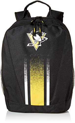 Pittsburgh Penguins 2016 Stripe Primetime Backpack - Version 2