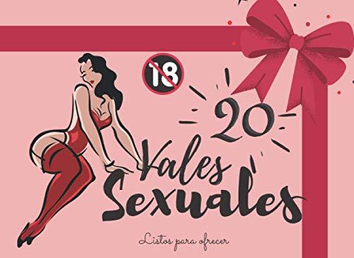 20 Vales Sexuales: Cheques de sexo erótico amoroso / juego sexual caliente para parejas (san valentin o cumpleaños de matrimonio por adultos) juguete ... el orgasmo) - kamasutra , romper la rutina