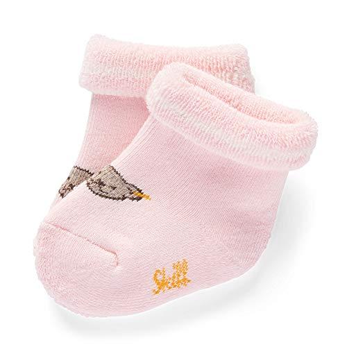 Steiff Jungen Socken, Rosa (Barely Pink 2560), 6-12 Monate (17-18)