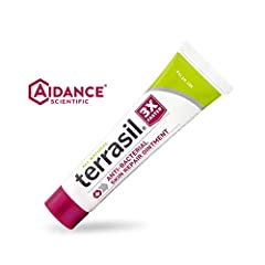 KILLS BACTERIA 3X FASTER than leading brands, putting you on the road to recovery sooner. DOCTOR RECOMMENDED formula backed by clinical research that proves Terrasil to be effective in killing bacteria and speeding recovery. NATURAL, ORGANIC INGREDIE...