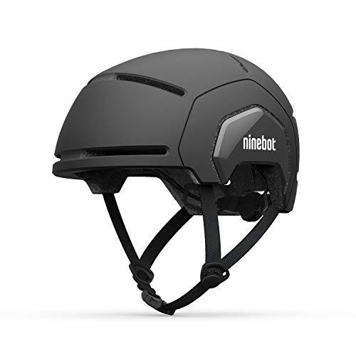 Segway Ninebot Bike Helmet, Black, CE/CPSC Certified, L/XL