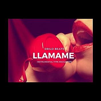 Llámame (Type Beat Reggaeton)