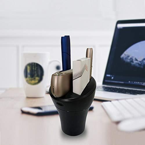 LUXACURY iQOS 3 / Multi Zubehör Holder Auto Fach Aschenbecher für iQOS Tragbares Ladegerät für iQOS Pocket Halter für Iqos Zigarette Zubehör