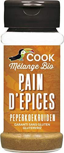 Cook Mélange Pain Epices Bio, 32 g