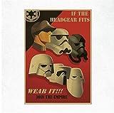 N/P Vintage Film Star Wars Imperial Stormtrooper Das
