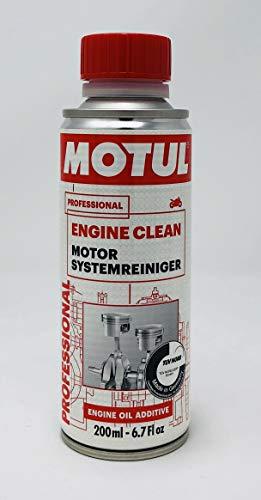 MOTUL Engine Clean Professional para Motos, 200ml