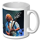 Star Prints UK Rick Parfitt Status Quo 1 Large Mug 11cm - High Resolution Image with Personalisation Availible for Any Occasion (No Personalised Message)