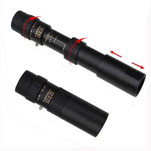 Monocular/Binoculars | Original binoculars Nikula 10|30x25 Zoom Monocular Telescope Pocket Binoculo Hunting Optical Prism Scope no tripod | by HERIUS