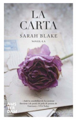 La carta (Amsterdam Book 58) (Catalan Edition)