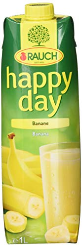 Rauch Happy Day Banane, 6er Pack (6 x 1 l)