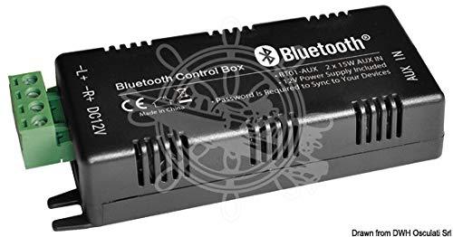 Osculati 2-kanaals bluetooth-versterker