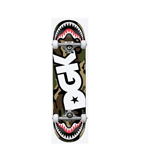 DGK ディージーケー DGK PILOT COMPLETE DECK Skateboard コンプリート スケボー 大人 デッキ KIDS キッズ ...