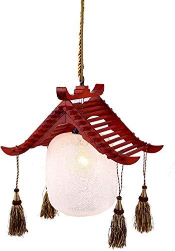 Kroonluchter antiek Amerikaans land instelbaar plafond terras cafe hotel bar creatieve gereedschappen decoratieve kroonluchter, oude houten kroonluchter, kroonluchter huishoudverlichting, stijlvol en mooi