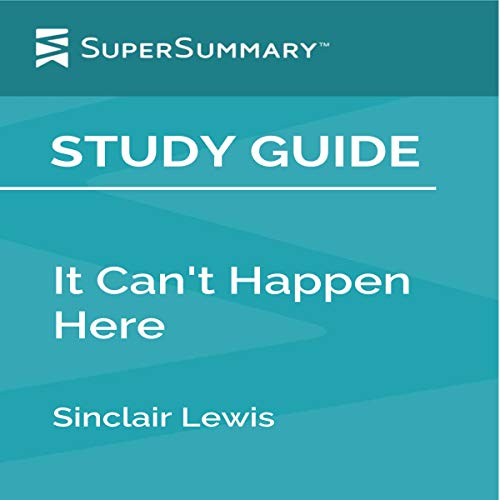 Study Guide: It Can't Happen Here by Sinclair Lewis Titelbild