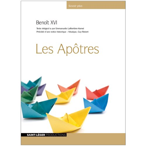 Les Apôtres  audiobook cover art