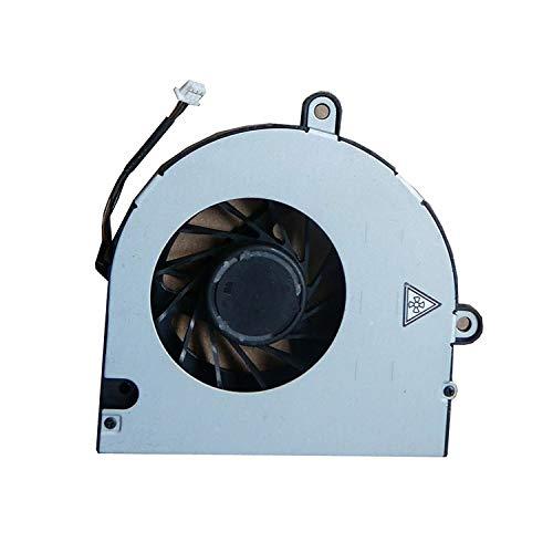 Ellenbogenorthese-LQ Ventilador de CPU Nuevo Ventilador de refrigeración de CPU para portátil Reemplazo para Packard Bell Easynote TK81 TK85 TK87 Accesorios
