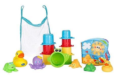 Playgro Badespielzeug-Set 16-teilig