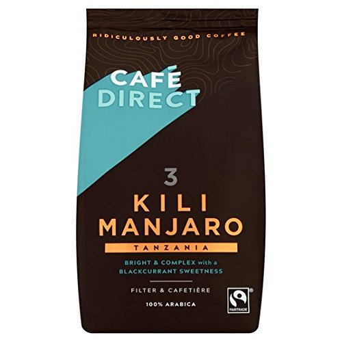 Fairtrade-Kaffee Cafedirect Kilimanjaro 227g
