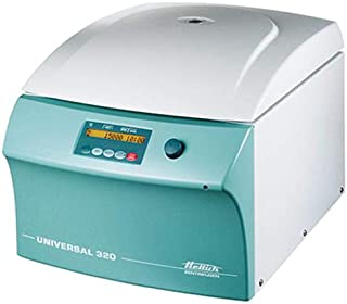Hettich Instruments 320RCELLCULTURE8 Universal 320R Centrifuge Cell Culture Package, 115V