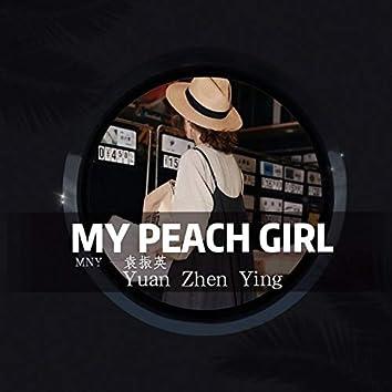 MY PEACH GIRL