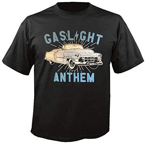 The Gaslight Anthem - Car - T-Shirt Größe XL