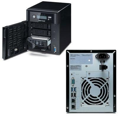 1 - TeraStation 5400 4TB RAID NAS from Buffalo Americas