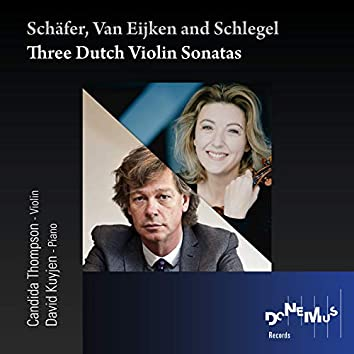 Three Dutch Violin Sonatas