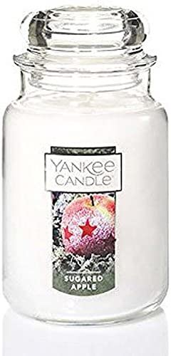 Great Inexpensive interest Yankee Candles Sugared Apple Large Jar