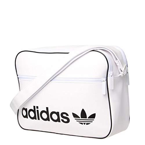 Adidas DH1003 Bolso de Mano, Unisex Adultos, Blanco, 45 cm