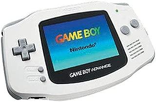 Nintendo Game Boy Advance - White (Renewed)
