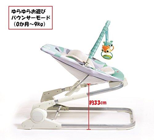 日本育児バウンサーTinyLove3in1ハイシートバウンサー新生児から対象ハイシート/バウンサー/おひるねで使える1台3役