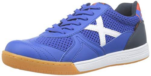 Munich G-3 Indoor, Zapatillas de Deporte Unisex Adulto, Azul (Azul 945), 44 EU