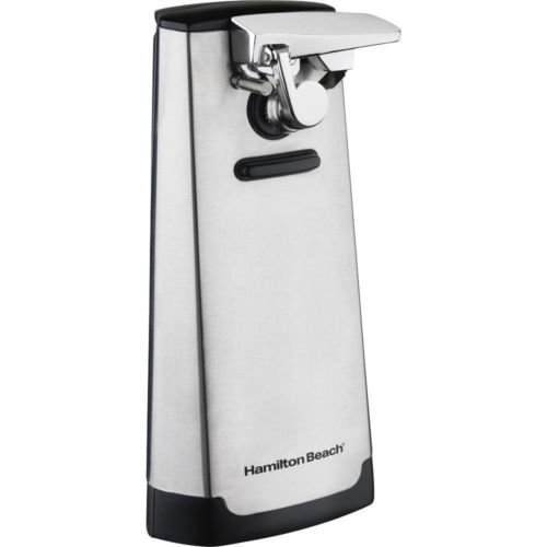 Electric Extra Tall Can Opener Knife Sharpener Stainless