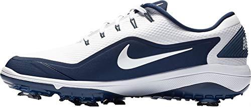 Nike React Vapor 2, Chaussures de Golf Homme, Blanc (Blanco...