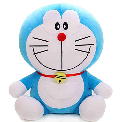 HUOQILIN Muñeca De Doraemon Juguetes De Peluche Azul De Grasa Gato Doraemon For Regalos De...