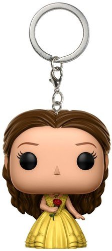Pocket POP! Keychain: Disney: La Bella y la Bestia: Bella