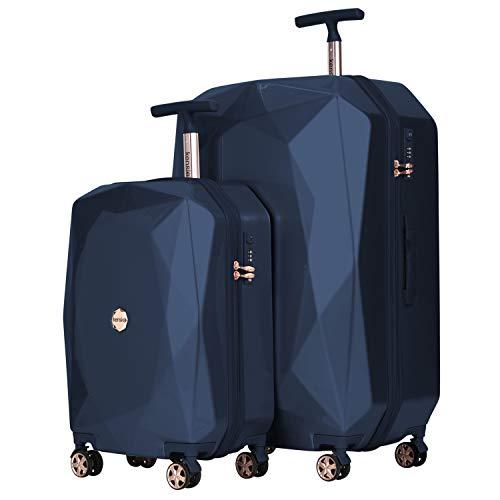Kensie Women's 3D Luggage