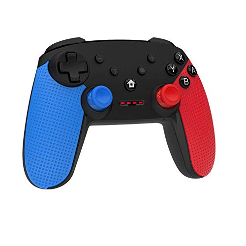 Gamepad Choix Multiples contrôleur sans Fil Bluetooth Pro Console à Distance Gamepad for PC Manette Controle QPLNTCQ (Color : 1pc BR, Size : 1)