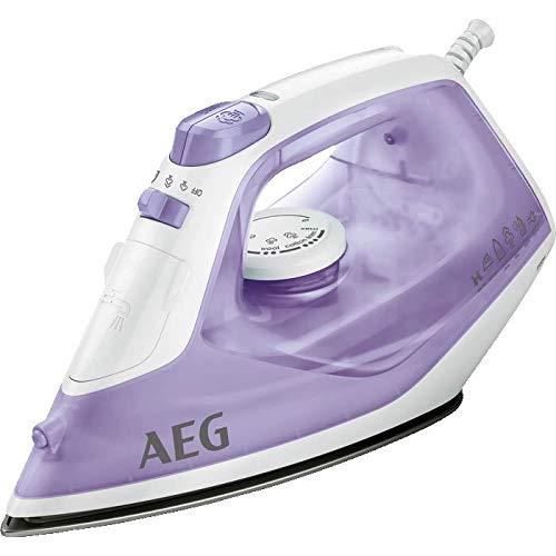 AEG Easyline DB1710 EasyLine - Plancha de vapor (función de autolimpieza, 2100 W), color morado