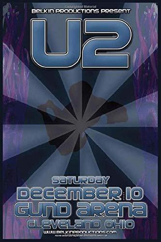 U2 Music Notebook