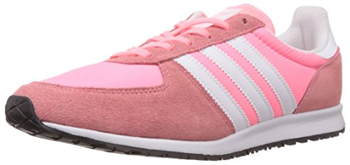 adidas Originals Damen Adistar Racer Sneakers, Pink (Light Flash Red S15/Ftwr White/Core Black), 40 2/3