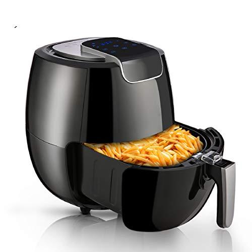 Friggitrice ad aria calda, 6,5 l, multifunzione Smart Fryer Square Type Nero
