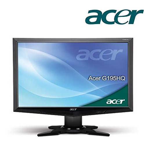 Acer G195HQV_D LCD Monitor