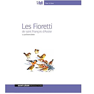 Couverture de Les Fioretti